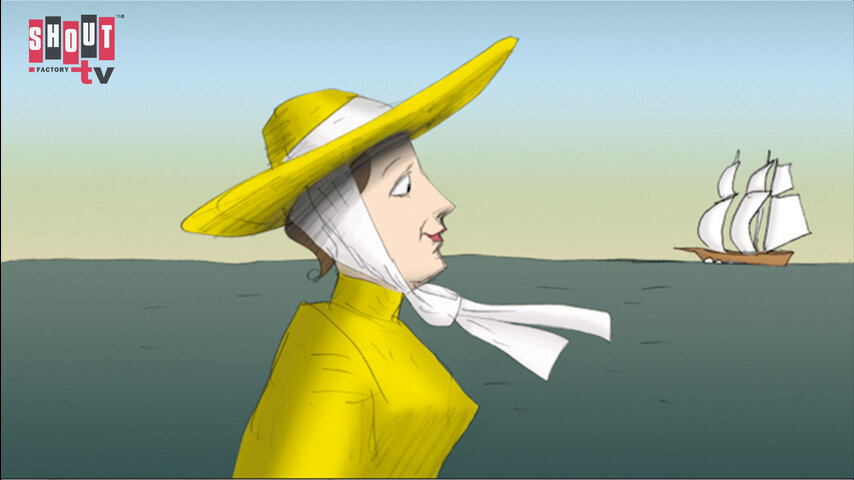 Plymptoons: Waiting For Her Sailor