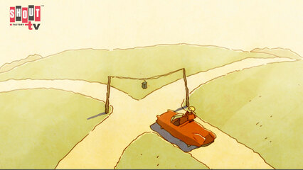 Plymptoons: The Lonliest Stoplight