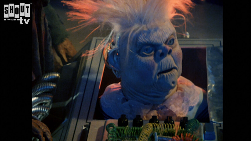 Terrahawks: S3 E1 - Two For The Price Of One