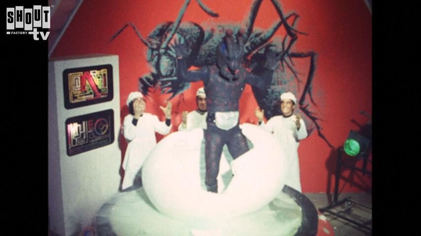 Kamen Rider: S1 E35 - Murderous Ant Queen, Archimedes