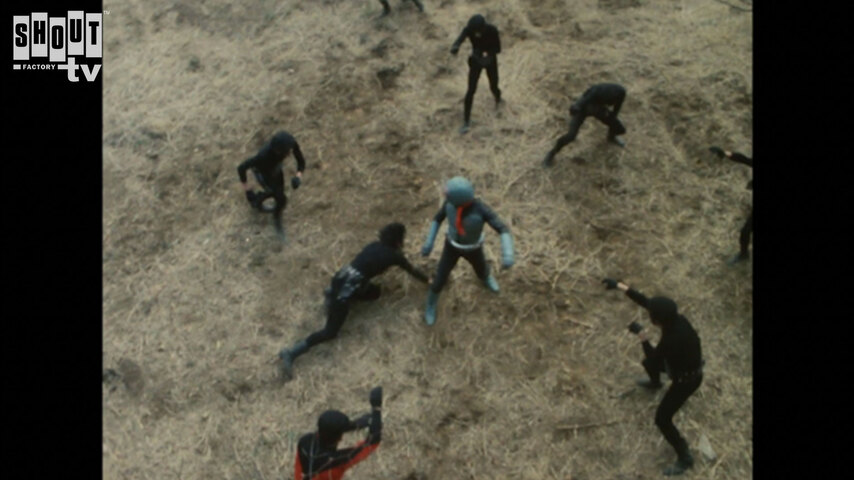 Kamen Rider: S1 E5 - Monster, Mantis Man