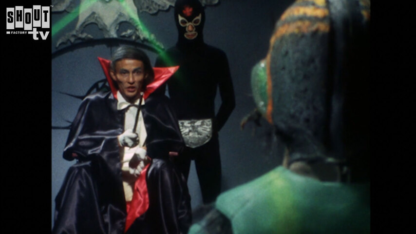 Kamen Rider: S1 E42 - The Devil's Messenger, Mysterious Fly Man