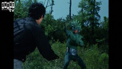 Kamen Rider: S1 E14 - Raid Of The Demon Sabotegron