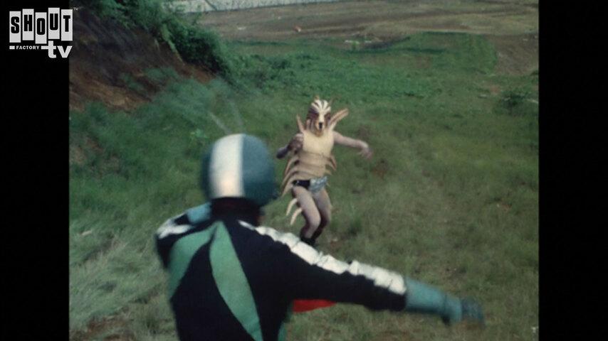 Kamen Rider: S1 E27 - Mukadelas Monster Classroom
