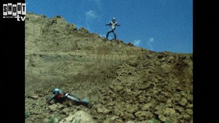 Kamen Rider: S1 E33 - Steel Monster, Armadillong