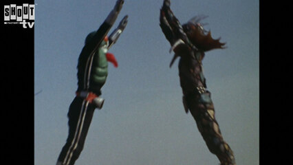 Kamen Rider: S1 E58 - Monster Poison Lizard, Duel In Fear Valley!!