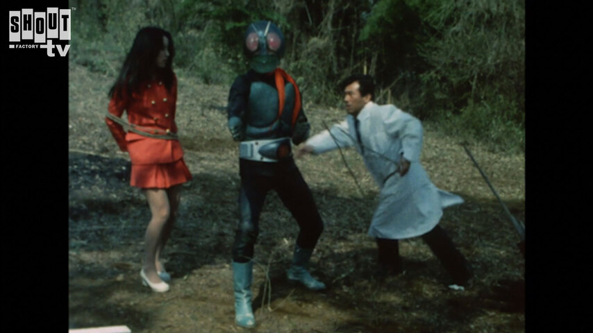 Kamen Rider: S1 E7 - Duel With Grim Reaper Chameleon! World Fair Impression
