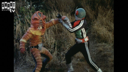 Kamen Rider: S1 E59 - The Bottomless Swamp Monster, Earthworm Man!