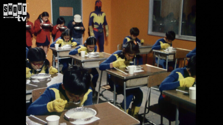 Kamen Rider: S1 E91 - Gel-Shocker, Enroll In Terror School