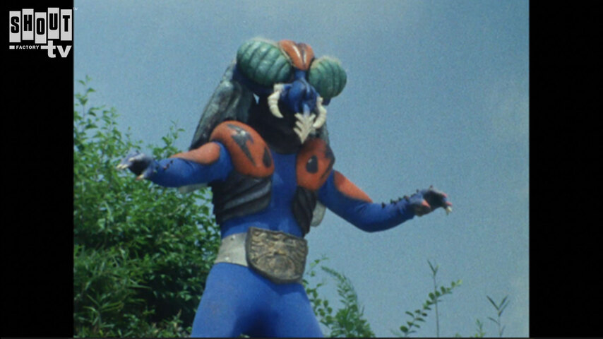 Kamen Rider: S1 E71 - Monster Horseflygomes' Rokkoudai Mountain Pursuit