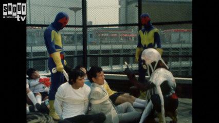 Kamen Rider: S1 E82 - Monster Jellyfish Wolf, Dreadful Rush Hour