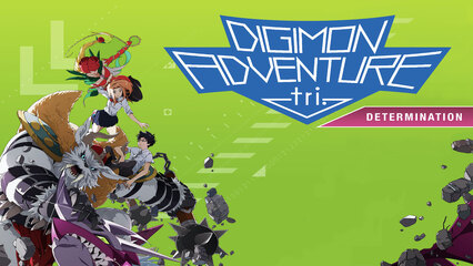 Digimon Adventure tri. 2: Determination