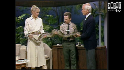 The Johnny Carson Show: Animal Antics With Joan Embery (4/25/86)