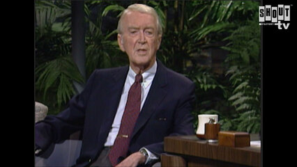 The Johnny Carson Show: Animal Antics With Jim Fowler (9/7/89)