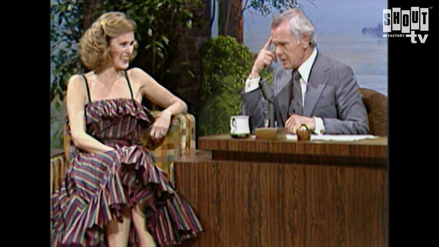 The Johnny Carson Show: Animal Antics With Joan Embery (2/28/78)