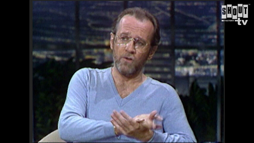 The Johnny Carson Show: The Best Of George Carlin (5/20/81)