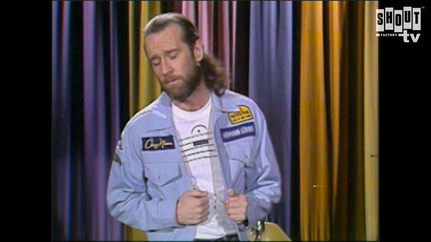 The Johnny Carson Show: The Best Of George Carlin (3/21/74)