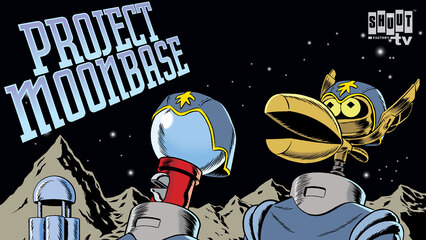 MST3K: Project Moonbase