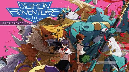 Digimon Adventure tri. 5: Coexistence [English-Language Version]