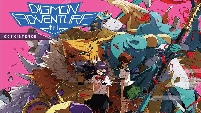 Digimon Adventure tri. 5: Coexistence