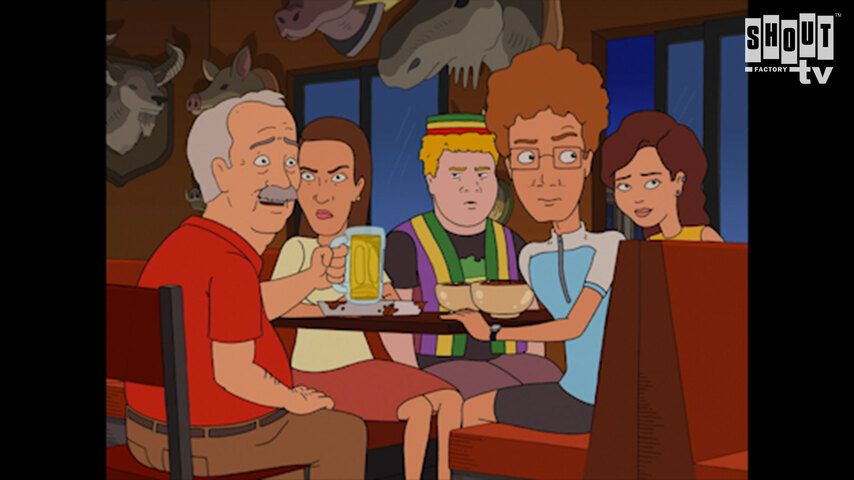The Goode Family: S1 E9 - After-School Special