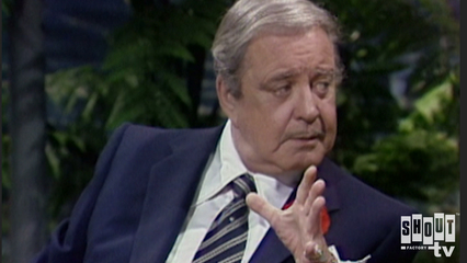 The Johnny Carson Show: Comic Legends Of The '50s - Jackie Gleason (10/18/85)