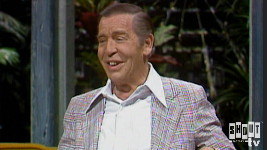The Johnny Carson Show: Comic Legends Of The '50s - Milton Berle (6/25/74)