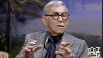 The Johnny Carson Show: Comic Legends Of The '50s - George Burns (11/30/76)