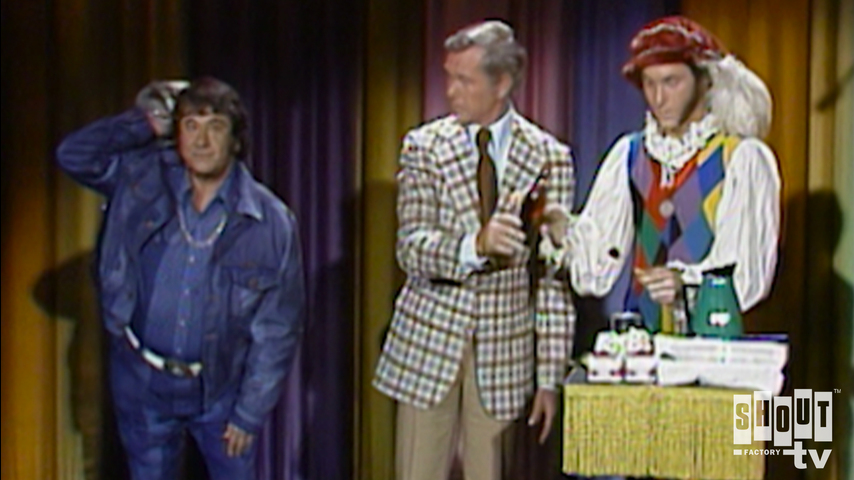 The Johnny Carson Show: Comic Legends Of The '60s - Buddy Hackett (5/7/74)