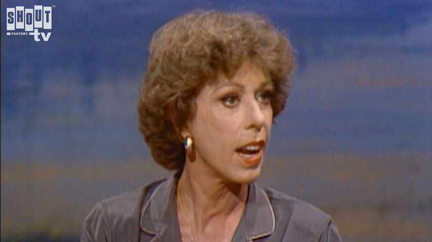 The Johnny Carson Show: Comic Legends Of The '70s - Carol Burnett (8/10/79)
