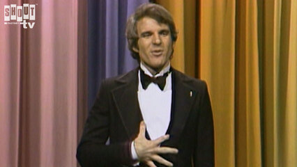 The Johnny Carson Show: Comic Legends Of The '70s - Steve Martin (2/15/73)