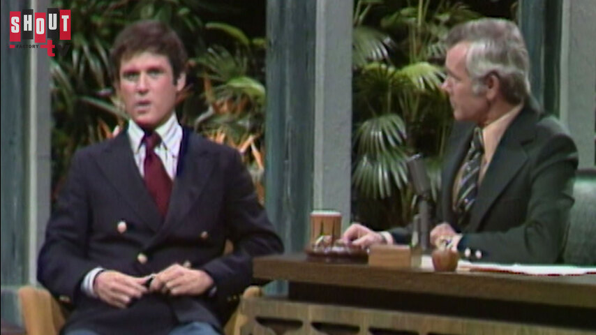 The Johnny Carson Show: Comic Legends Of The '80s - Charles Grodin (6/14/73)