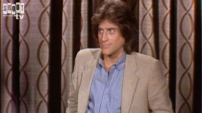 The Johnny Carson Show: Comic Legends Of The '80s - Richard Lewis (3/27/81)