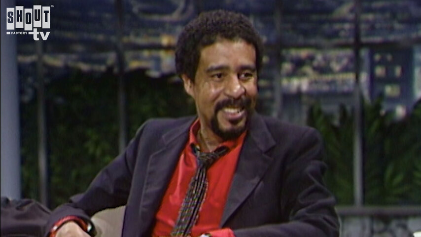 The Johnny Carson Show: Comic Legends Of The '80s - Richard Pryor (2/9/83)