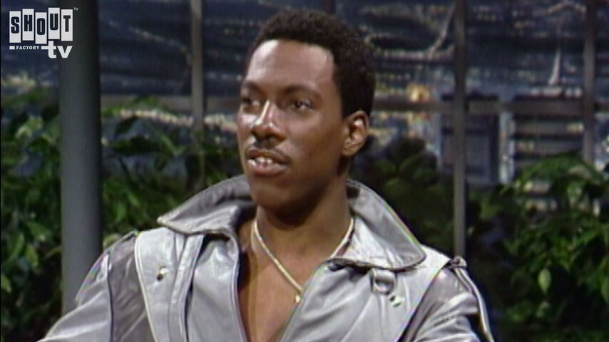 The Johnny Carson Show: Comic Legends Of The '80s - Eddie Murphy (6/24/83)