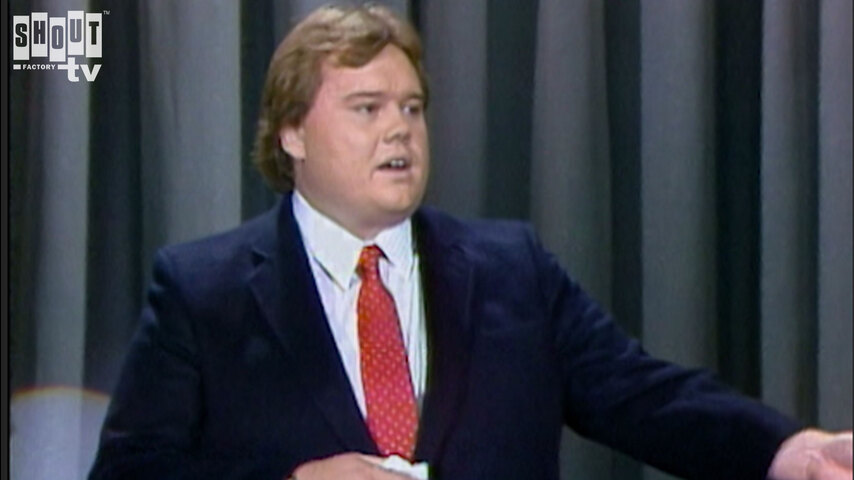 The Johnny Carson Show: Comic Legends Of The '80s - Louie Anderson (11/20/84)