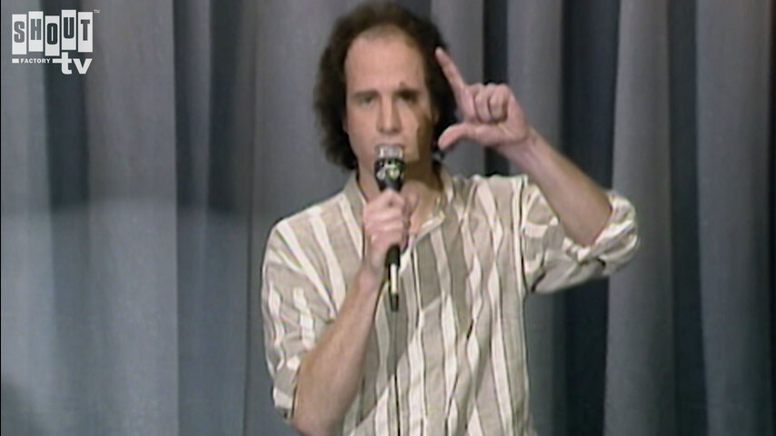 The Johnny Carson Show: Comic Legends Of The '80s - Steven Wright (12/12/84)