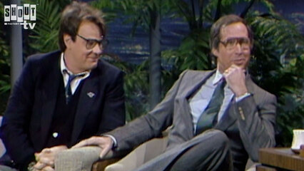 The Johnny Carson Show: Comic Legends Of The '80s - Dan Aykroyd (11/29/85)