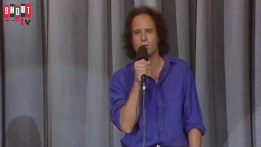 The Johnny Carson Show: Comic Legends Of The '80s - Steven Wright (5/28/86)