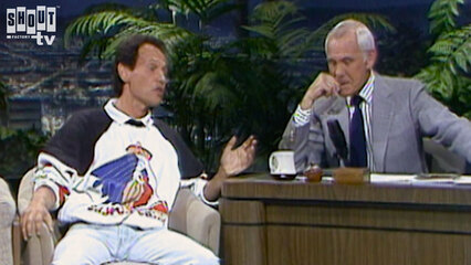 The Johnny Carson Show: Comic Legends Of The '80s - Billy Crystal (6/11/86)