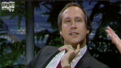 The Johnny Carson Show: Comic Legends Of The '80s - Chevy Chase (12/12/86)