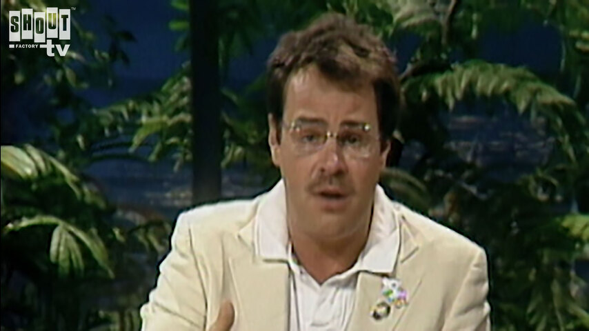 The Johnny Carson Show: Comic Legends Of The '80s - Dan Aykroyd (6/25/87)
