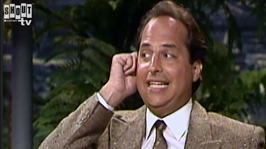 The Johnny Carson Show: Comic Legends Of The '80s - Jon Lovitz (9/1/87)
