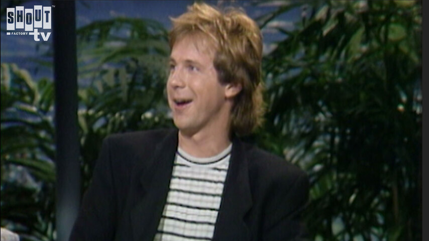 The Johnny Carson Show: Comic Legends Of The '80s - Dana Carvey (5/12/88)