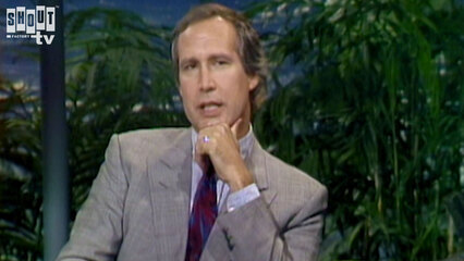 The Johnny Carson Show: Comic Legends Of The '80s - Chevy Chase (5/26/88)