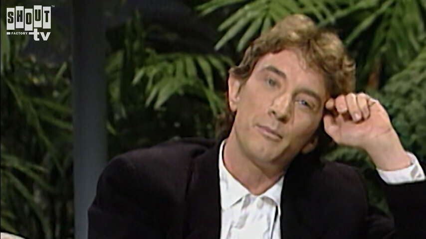 The Johnny Carson Show: Comic Legends Of The '80s - Martin Short (1/31/90)