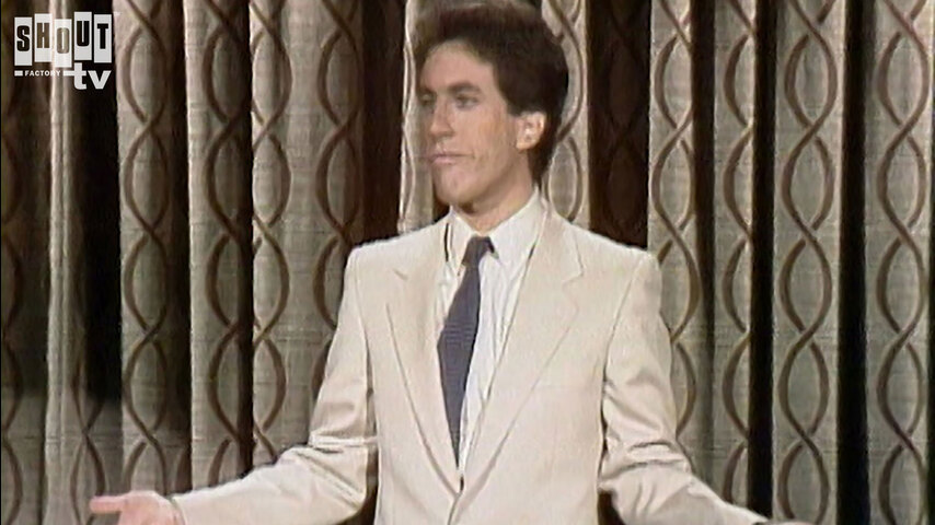 The Johnny Carson Show: Comic Legends Of The '90s - Jerry Seinfeld (4/6/82)