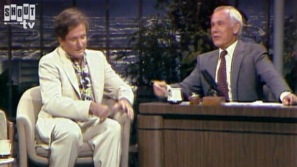 The Johnny Carson Show: Comic Legends Of The '90s - Robin Williams (7/22/82)