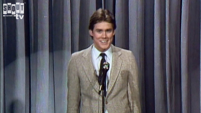 The Johnny Carson Show: Comic Legends Of The '90s - Jim Carrey (11/24/83)