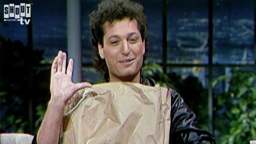 The Johnny Carson Show: Comic Legends Of The '90s - Howie Mandel (11/28/84)